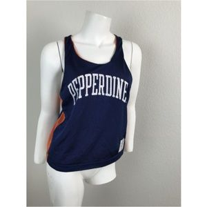 Pepperdine University Small Tank Top Reversible